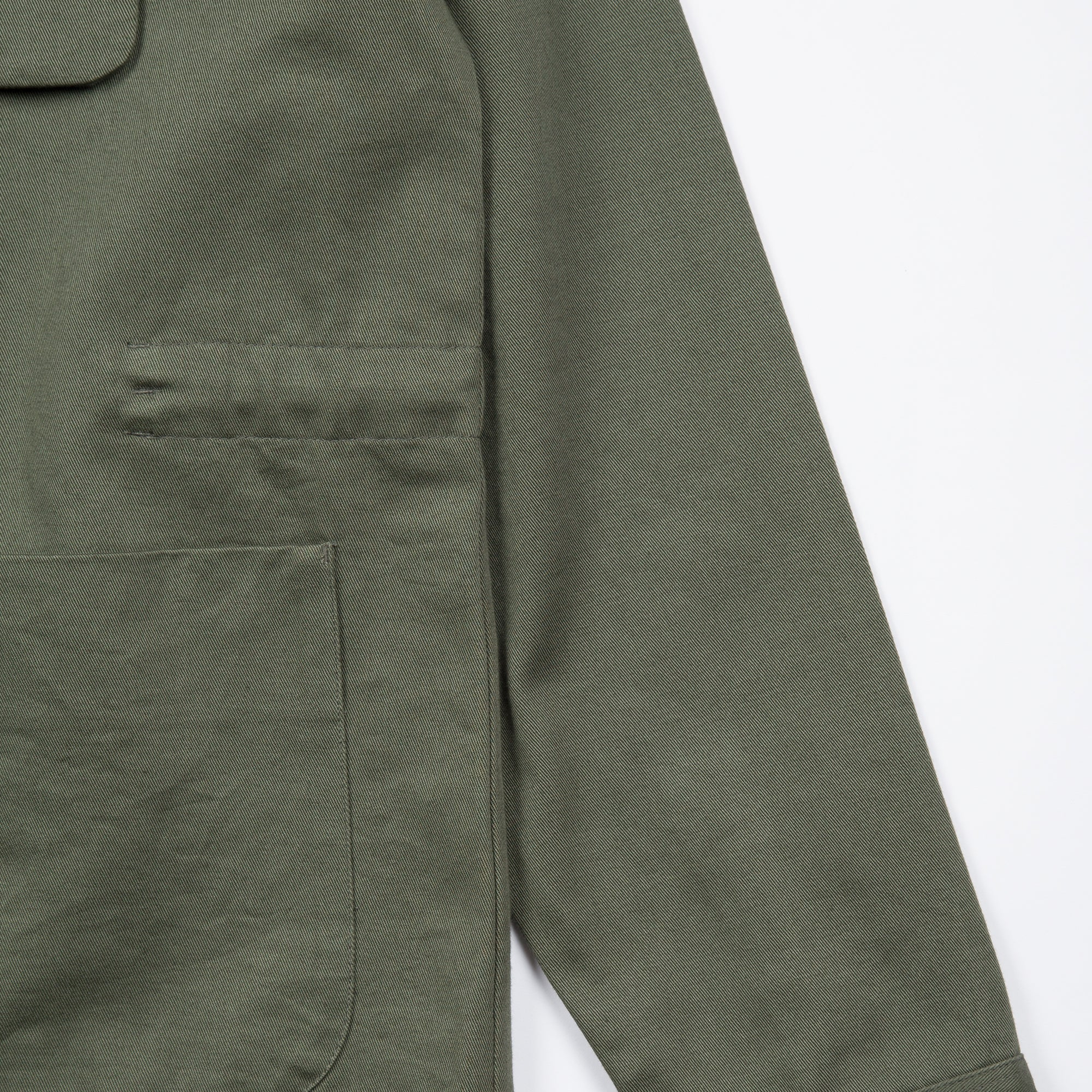 Assembly Jacket - Military Green