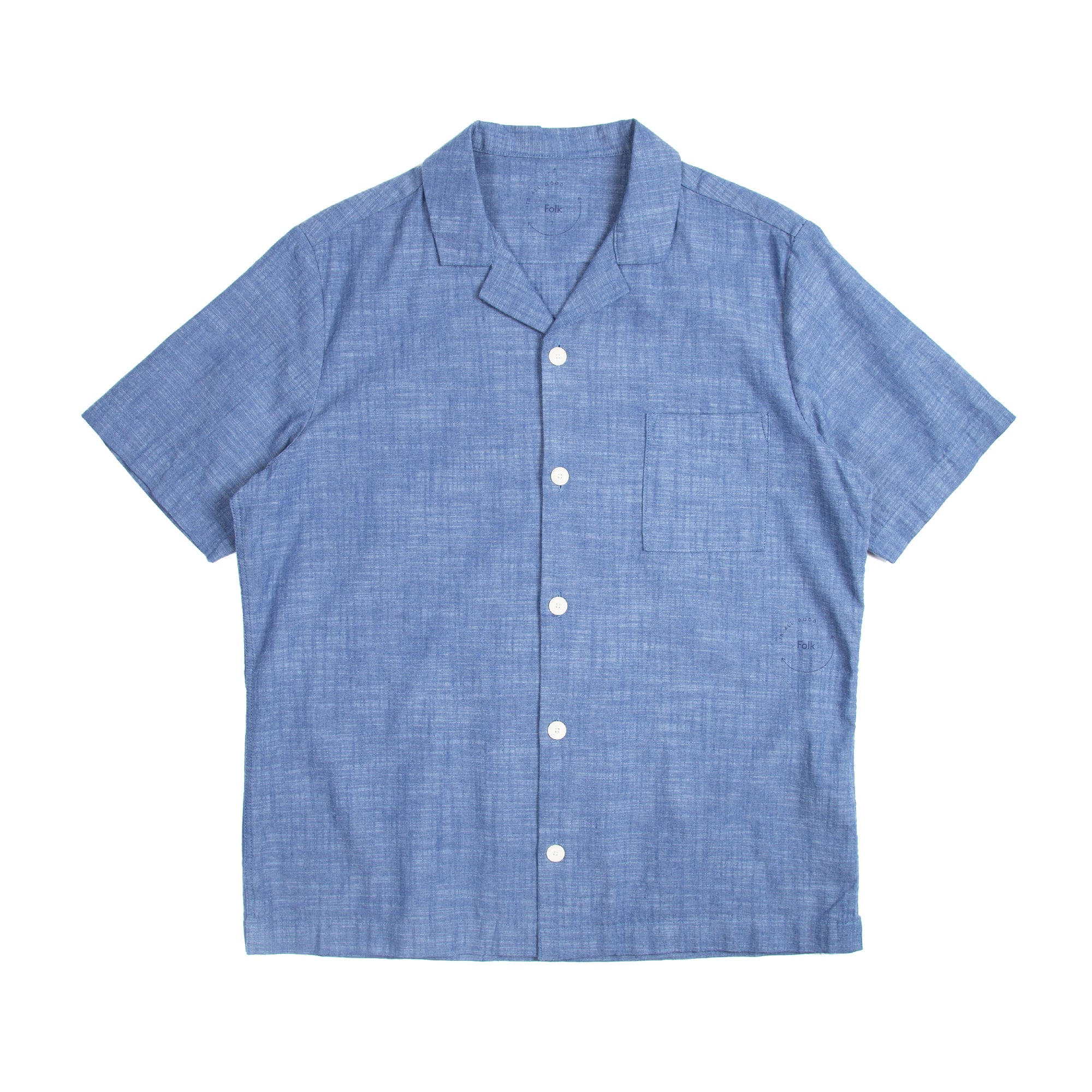 Holiday Shirt - Chambray
