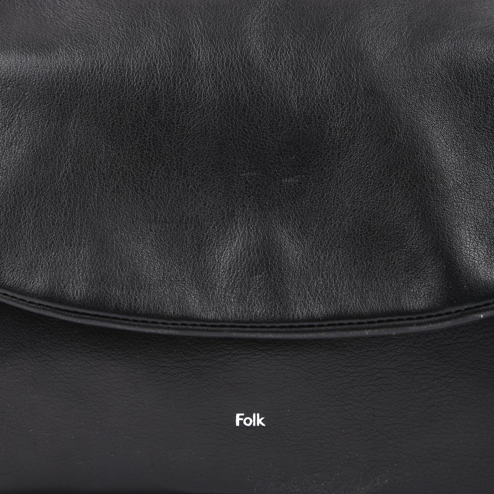 Ryoji Pouch Bag - Black
