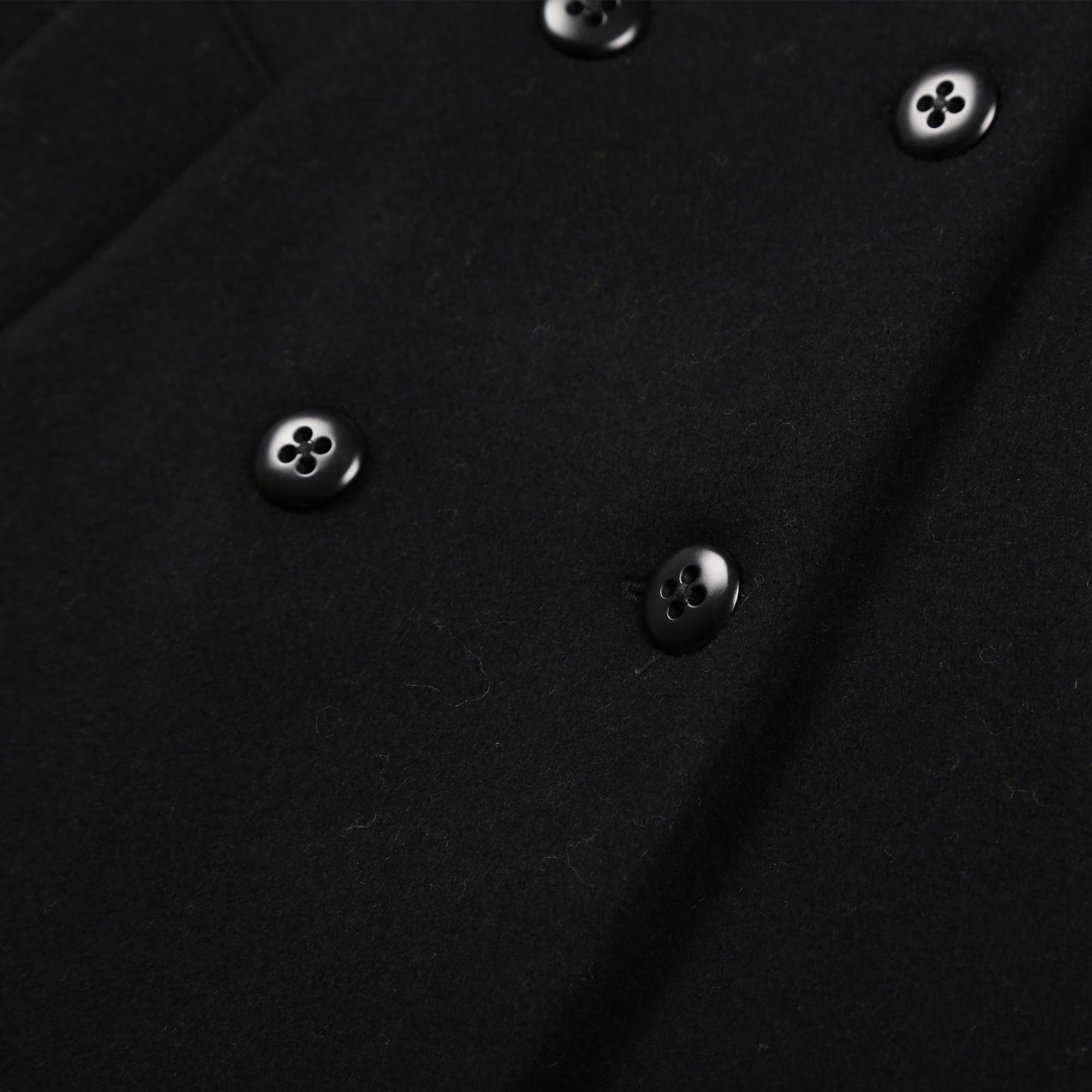 Cavi Coat - Black