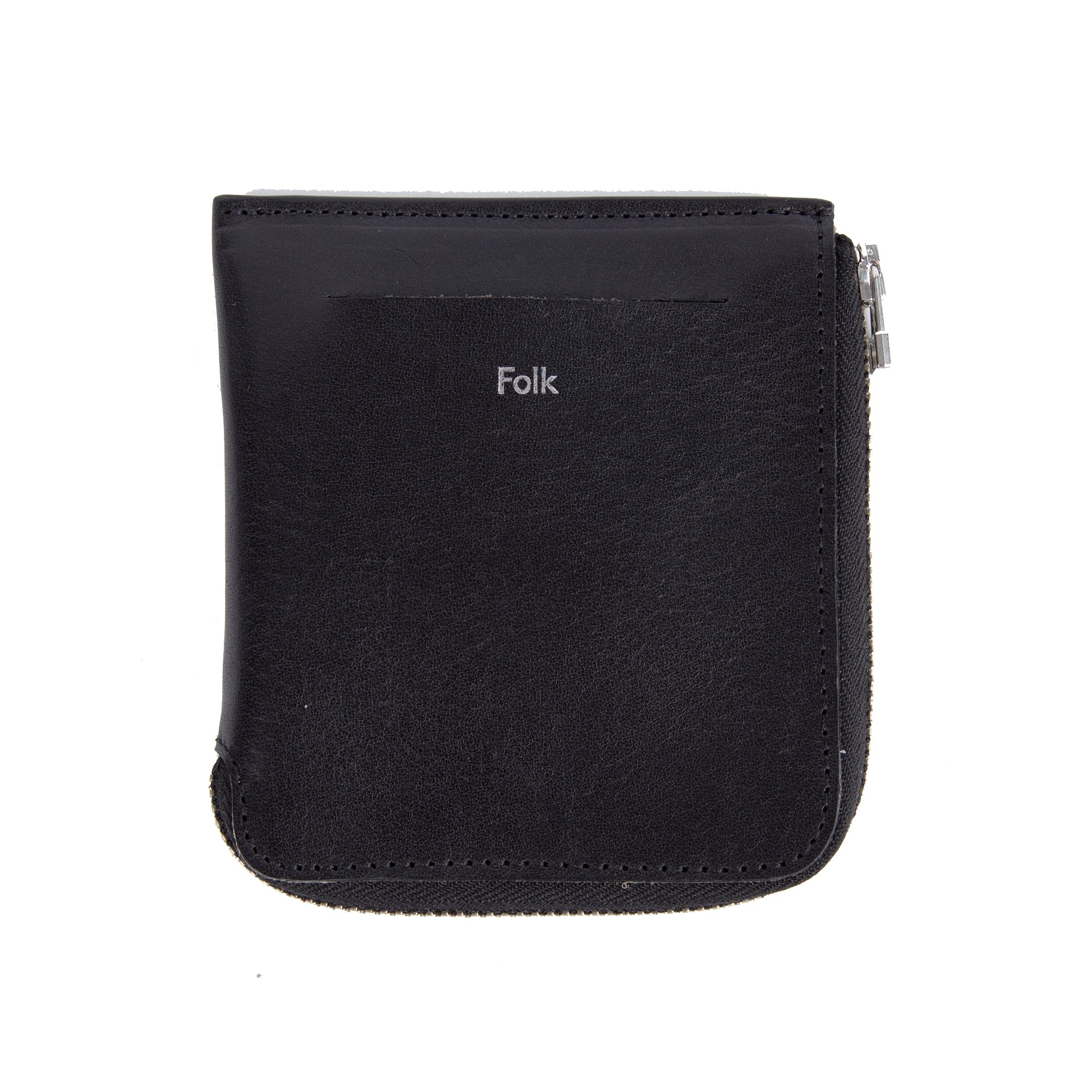 Zip Wallet - Black