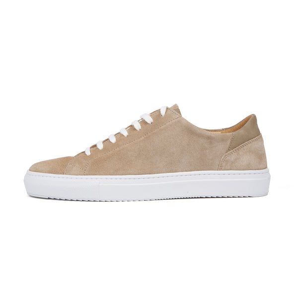 Mid Suede Sneaker - Sand