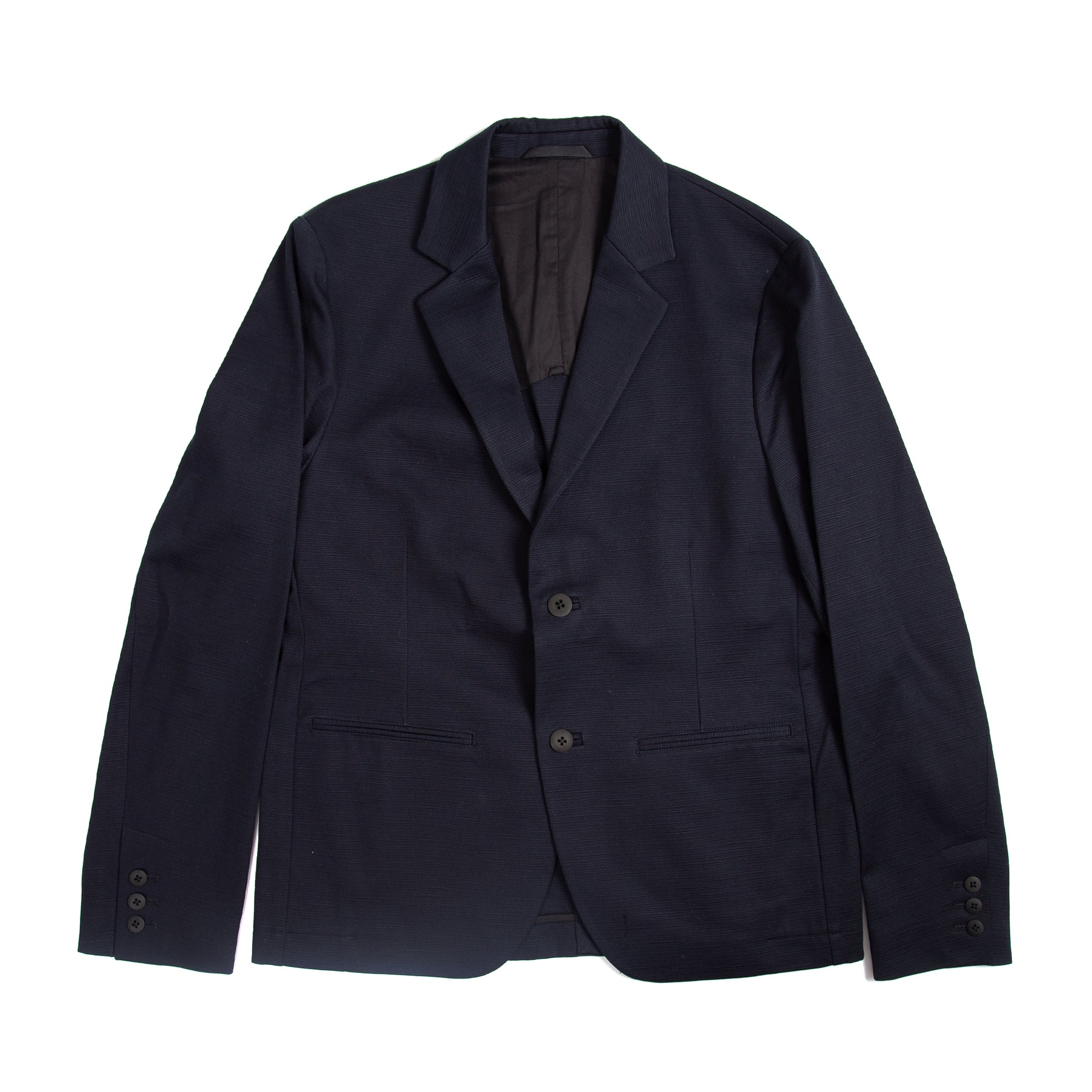 Counter Jacket - Navy Texture