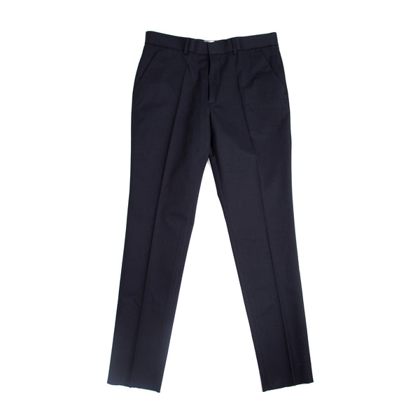 Counter Trousers - Navy Texture