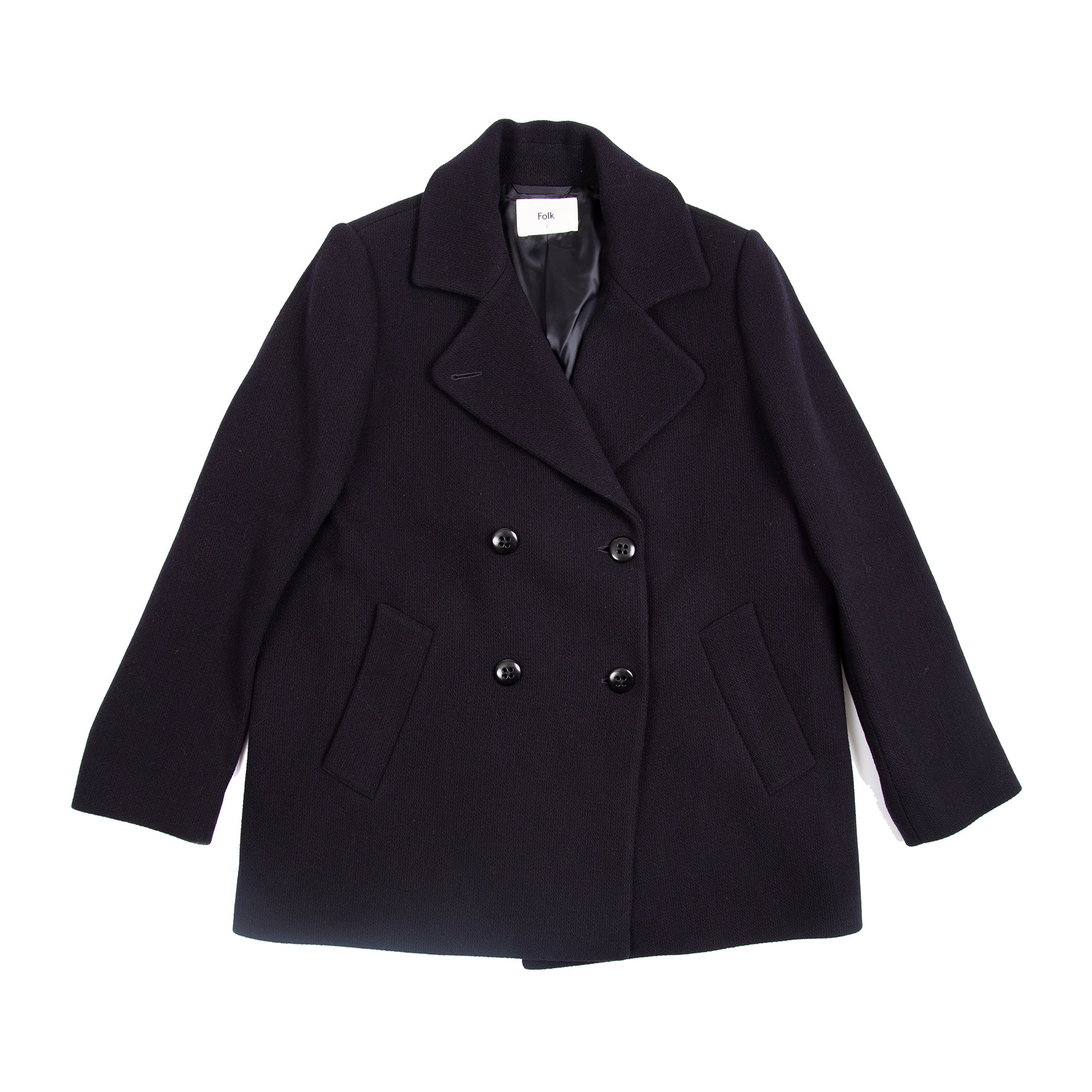 Db Coat - Navy