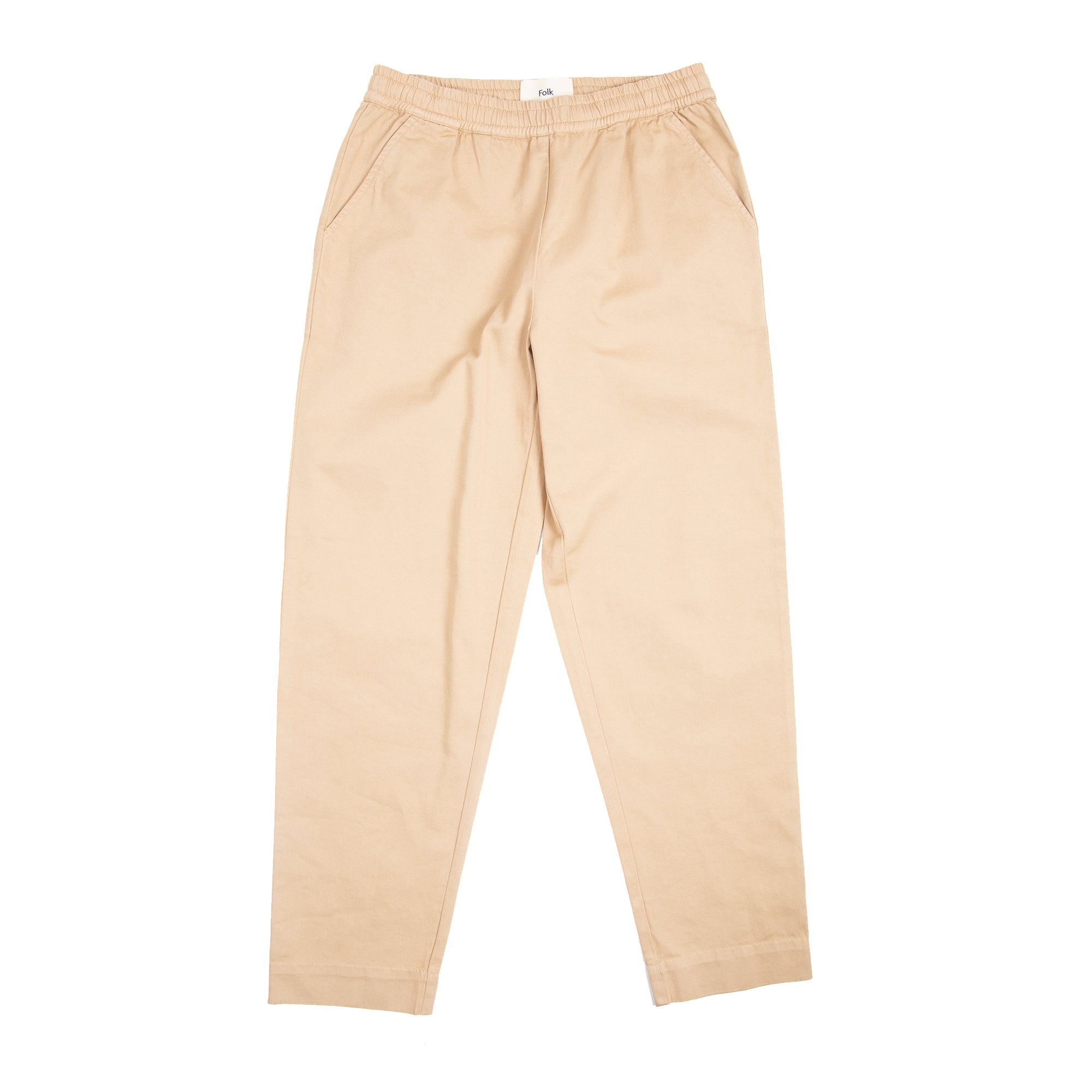 Drawcord Signal Pant - Stone