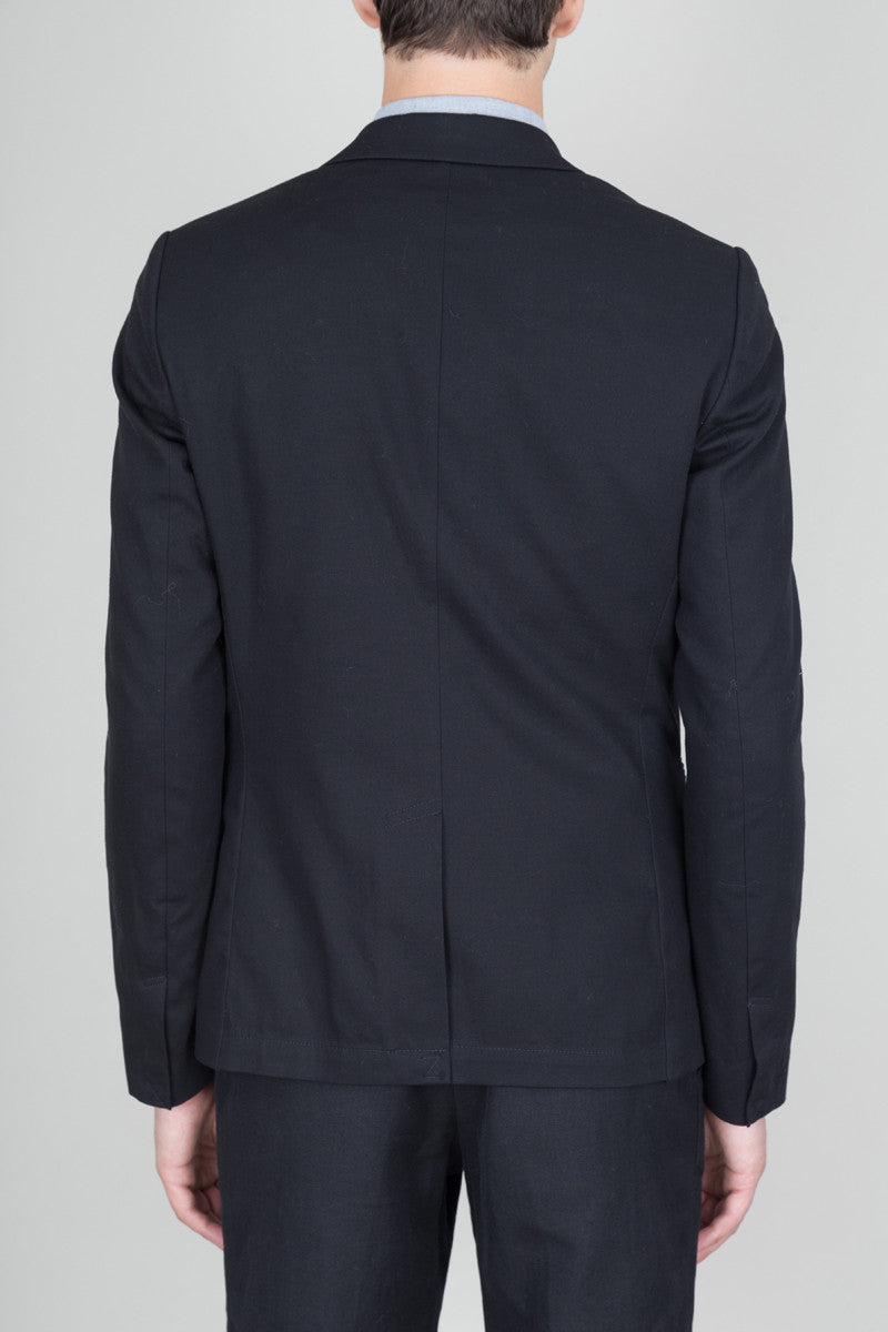 Tailored Blazer - Black