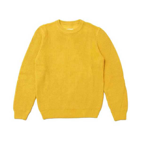 Basic Jumper - Mustard