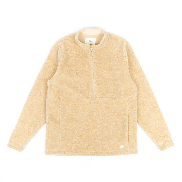 Fleece Funnel - Tan