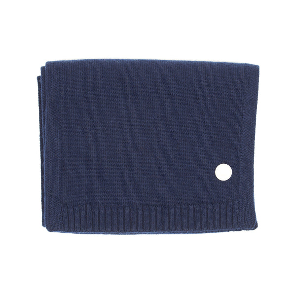 Classic Scarf - Navy
