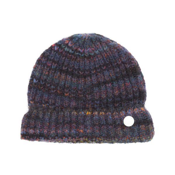 Highlight Beanie - Mottled Navy