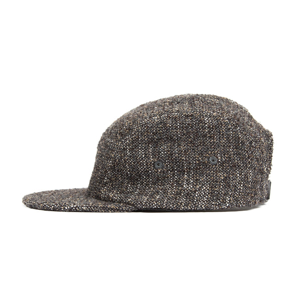 Five Panel Cap - Mottled Charcoal