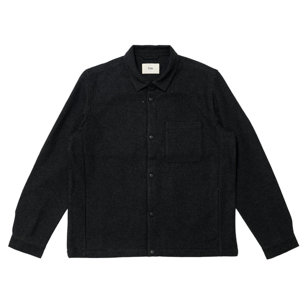 Orb Jacket - Charcoal Twill