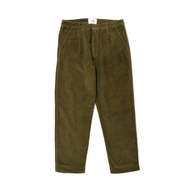 Signal Pant - Olive Cord