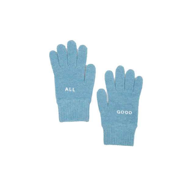 Gloves - Pagoda Blue