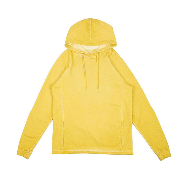 Rivet Hoodie - Cold Dye Light Gold
