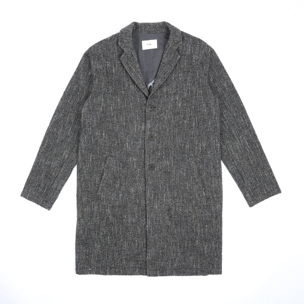Tag Coat - Mottled Charcoal