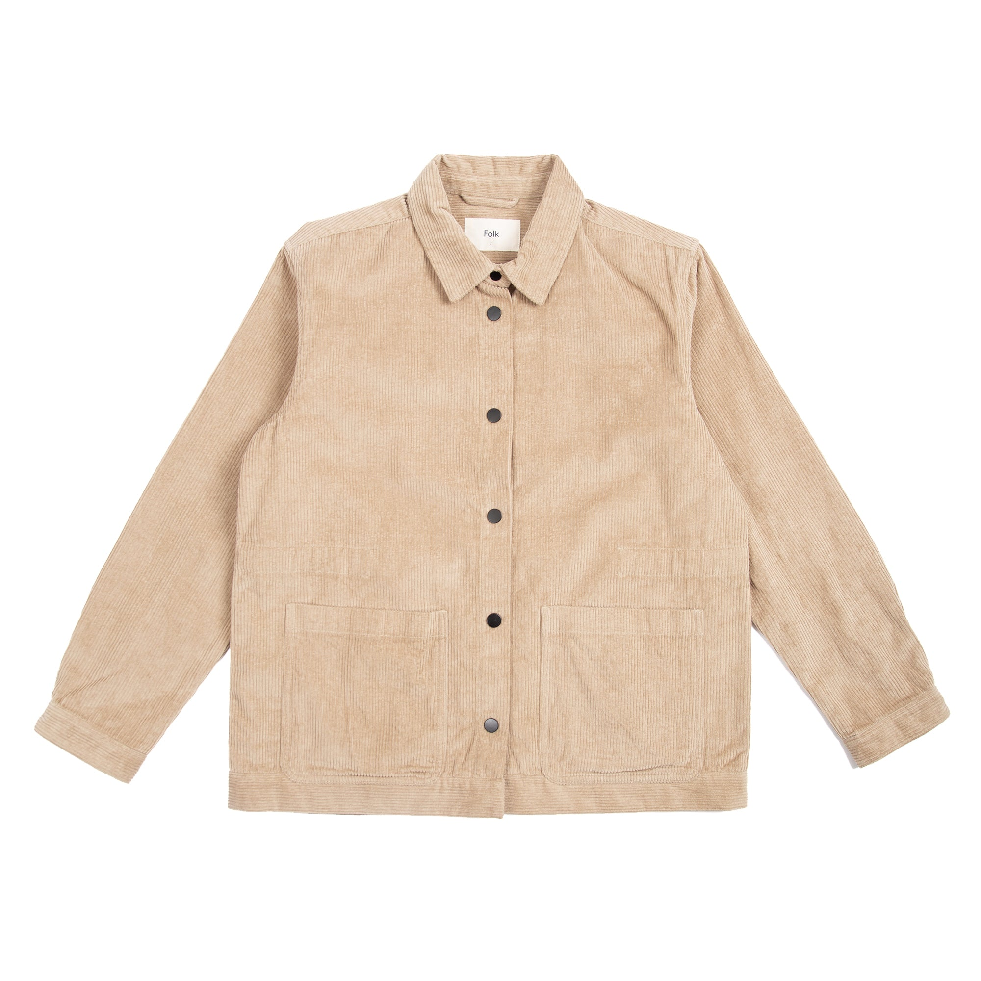 Painters Jacket - Stone Cord