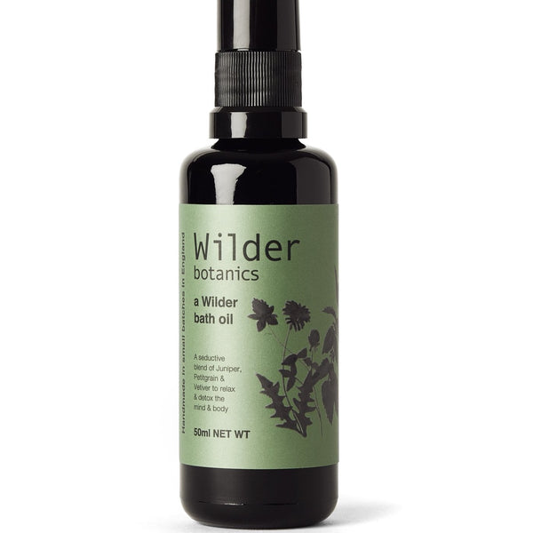 Wilder Bath Oil