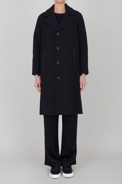 Swing Coat - Black