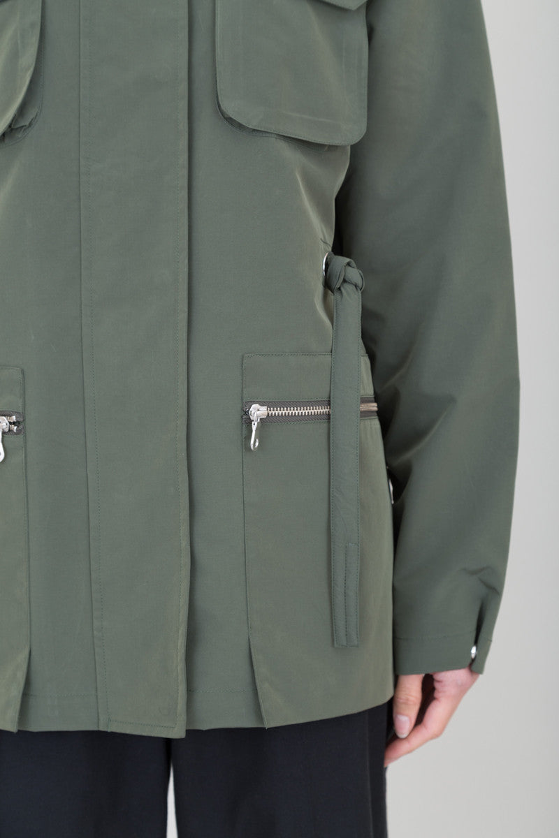 Field Jacket - Soft Green