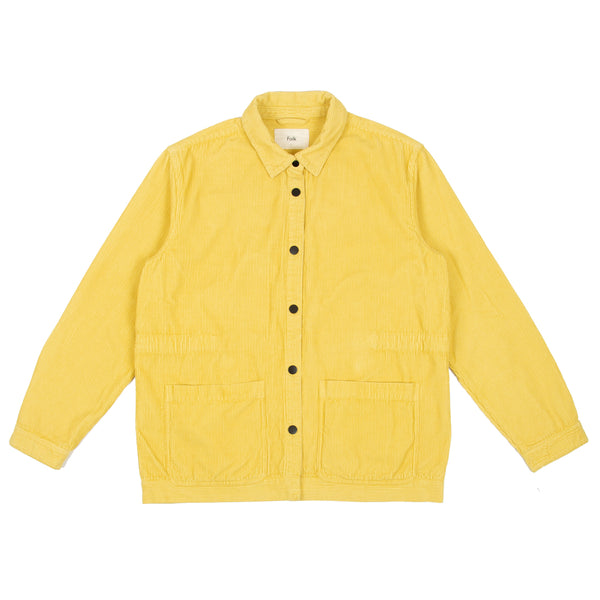 Painters Jacket - Light Gold