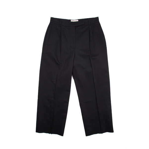 Wide Trouser - Black