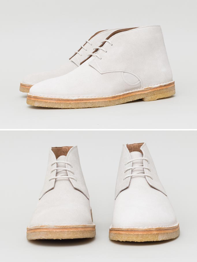Desert Boot - Light Grey