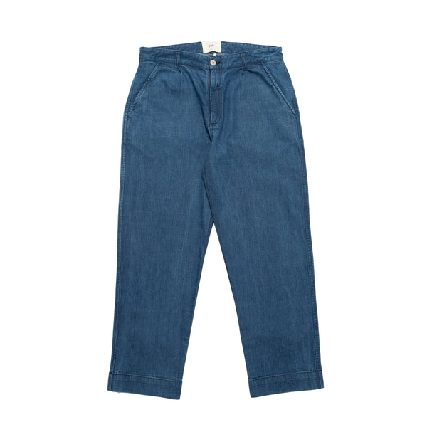 Plinth Pant - Slub Denim