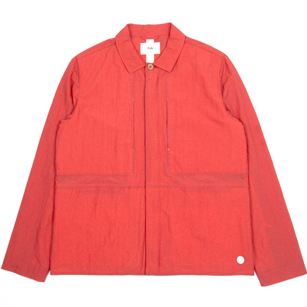 Junction Jacket - Radish