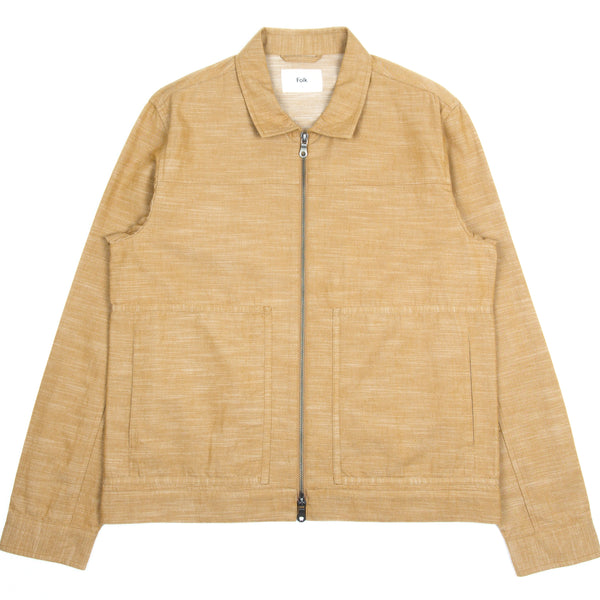 Raft Jacket - Tan Texture