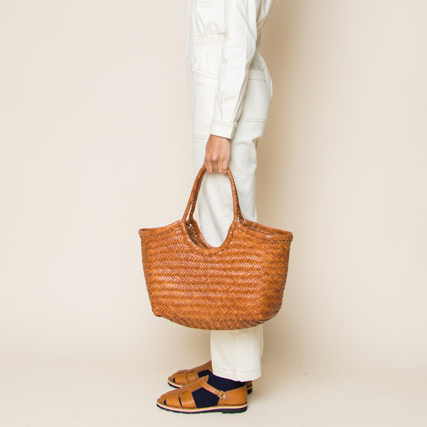 Dragon Diffusion - Nantucket Basket Big - Tan