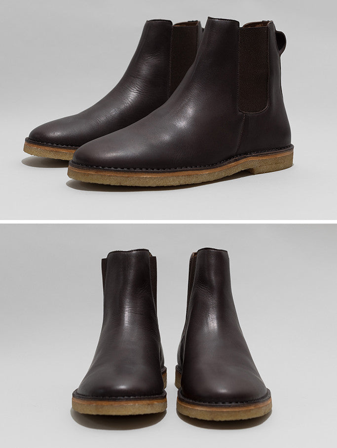 Chelsea Boot - Chocolate