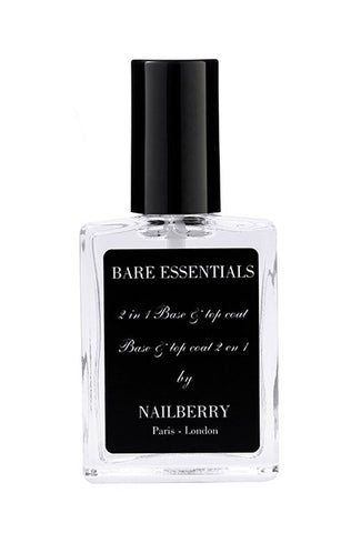 Bare Essentials 2 in 1 Base & Top Coat