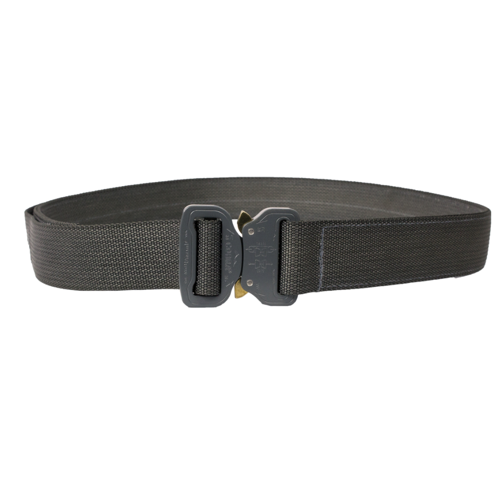 CO Shooter's Belt - Black - Team Alpha