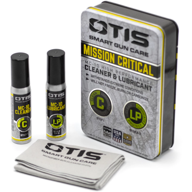 OTIS Mission Critical MC-10 High Performance Cleaner & Lubricant