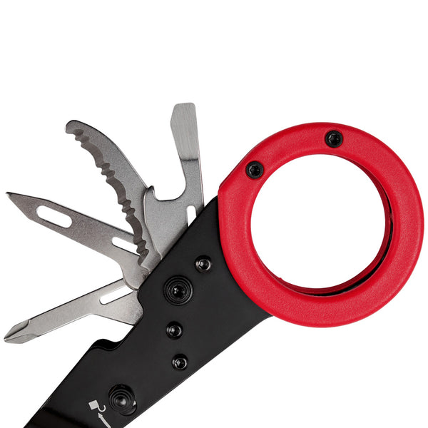 SOG Parashears Multi-Tool Red
