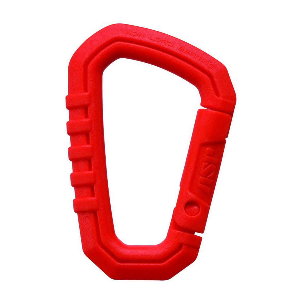 ASP Carabiner Neon Orange - Team Alpha