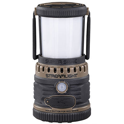 Streamlight Super Siege Lantern | Tan