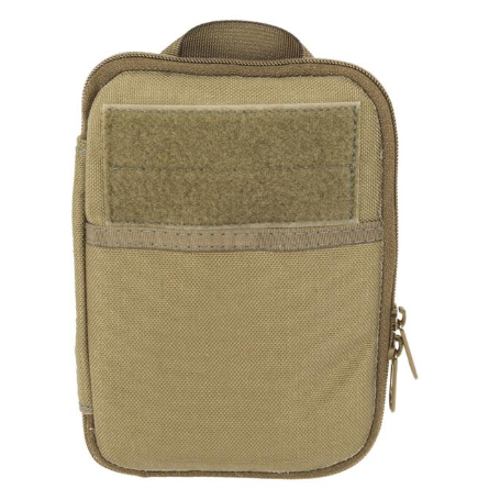 Pocket Organiser - Coyote Brown