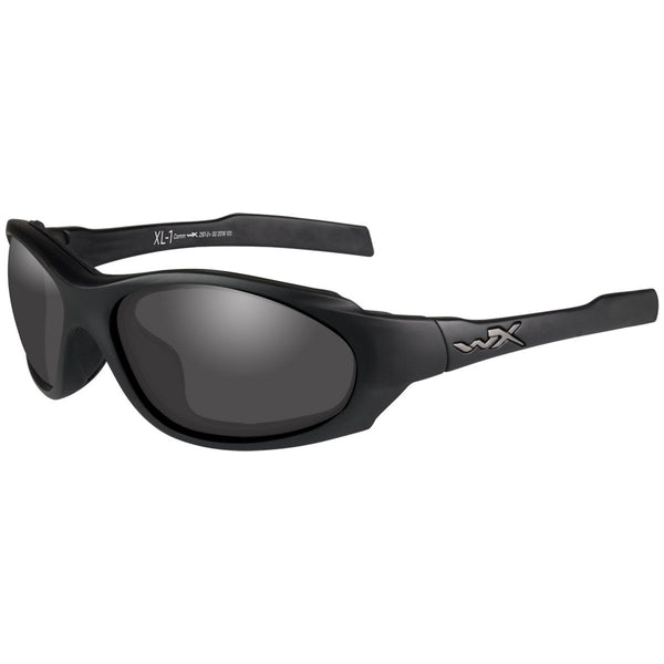 Wiley X XL-1 AD COMM Smoke/Clear Matte Black Frame
