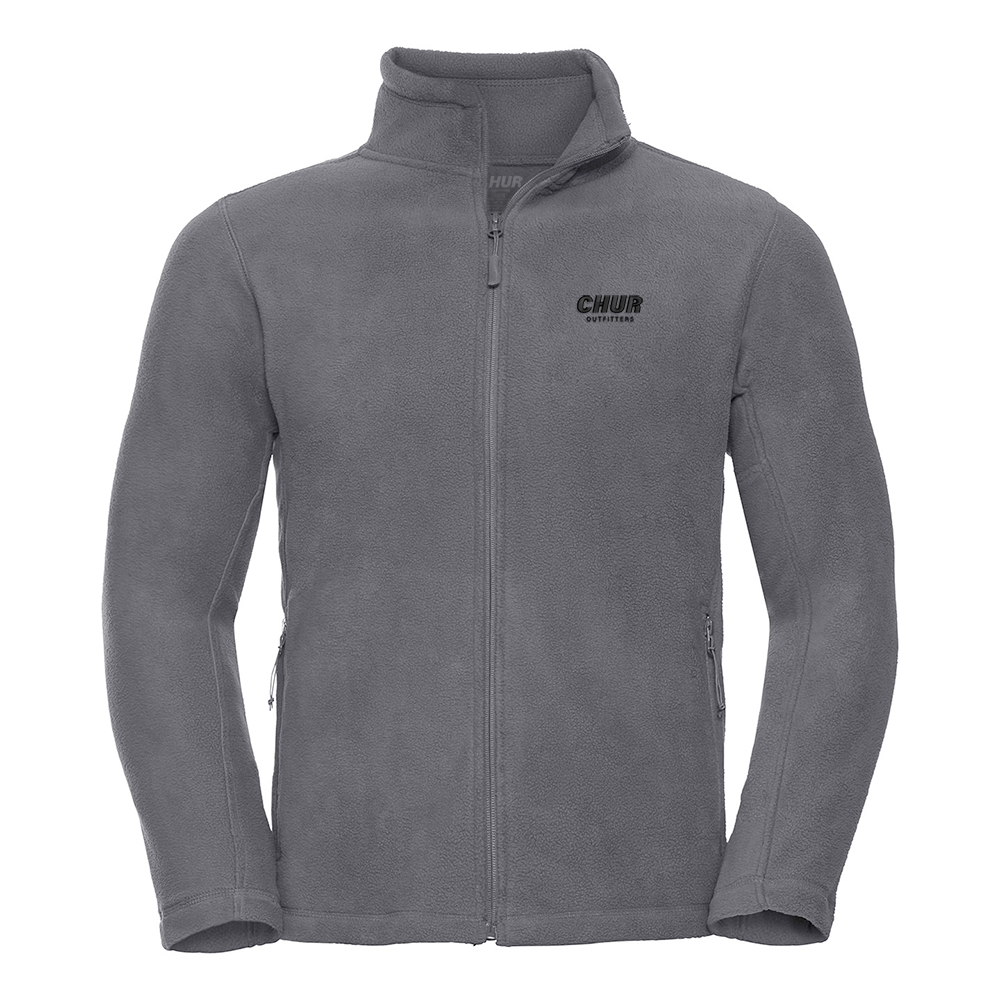 Chur Chapter Fleece - Grey