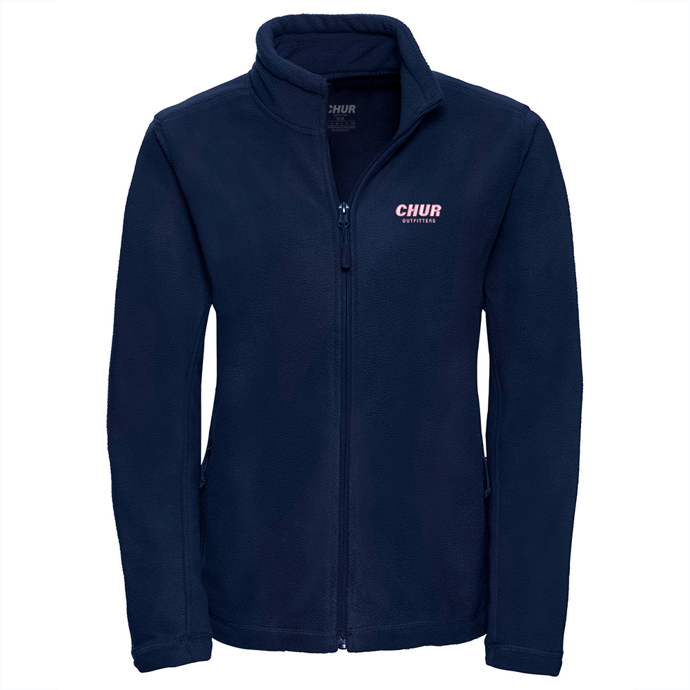 Ladies Chur Chapter Fleece - Navy