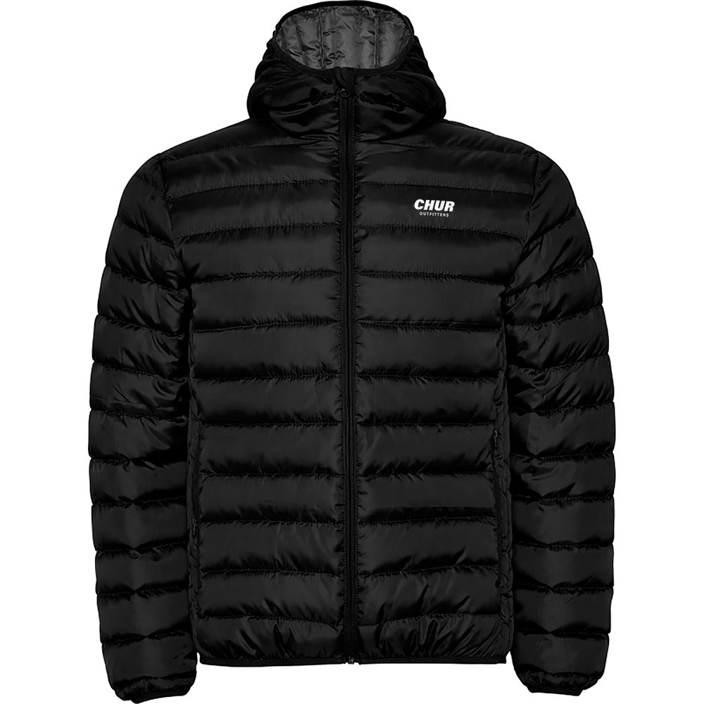 Chur Chapter Jacket – Black