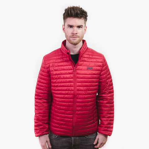 Chur Ainsley Fineline Jacket - Red