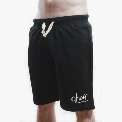 Chur Original Sweat Short – Black