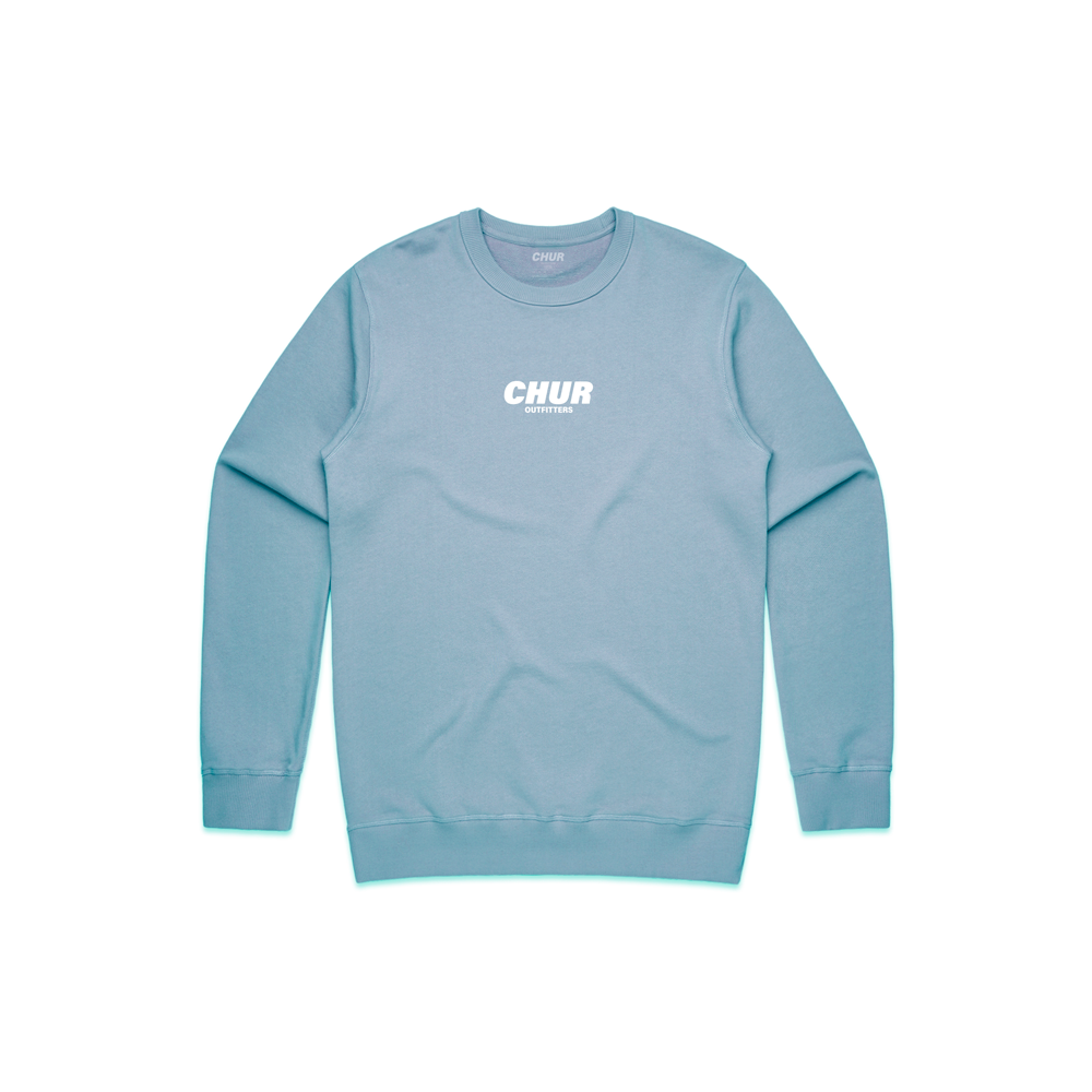 Chur Kids Chapter Sweatshirt - Blue