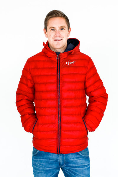 Chur Original II Jacket – Red