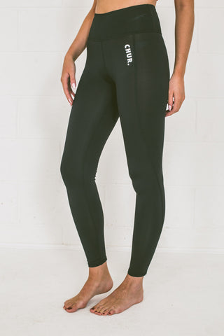 Chur Giralang Performance Leggings - Black