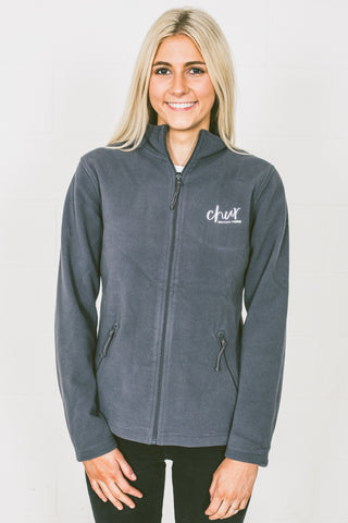 Ladies Chur Original Ice Fleece - Steel Grey